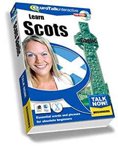 Talk Now Learn Scots Gaelic: Essential Words and Phrases for Absolute Beginners (PC/Mac)