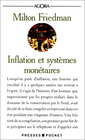 Inflation et systmes montaires