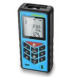 Fenoso T100 100m Laser-Entfernungsmesser Schutztasche Kit