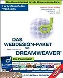 Produkt-Bild: Das Webdesign-Paket für Dreamweaver