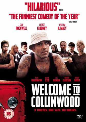 Welcome to Collinwood  DVD   2003