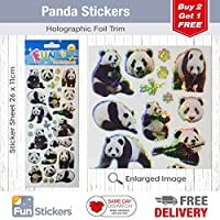 Fun Stickers Panda 939