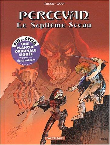 Percevan, tome 12 : Le Septième Sceau de Leturgie (16 octobre 2004) Album