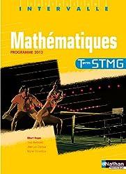 Mathématiques - Tle STMG