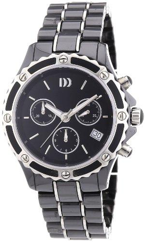 Danish Design 3324476 - Orologio da polso donna, ceramica, colore: nero