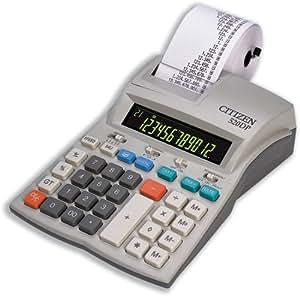Citizen Calculatrice Imprimante semi-professionnelle thermique