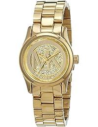 Michael Kors Damen-Armbanduhr Analog Quarz Edelstahl MK3304