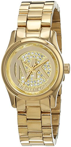 Michael Kors MK3304 Women's Chronograph Watch, Quartz, Stainless Steel