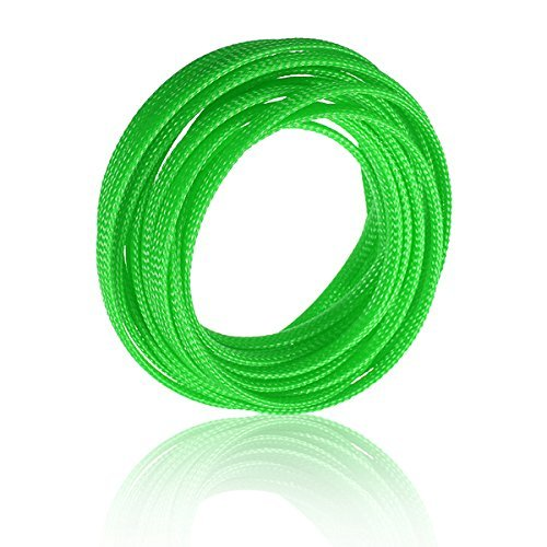 toogoor5m-4mm-expanding-braided-cable-wire-sheathing-sleeve-sleeving-harness-green