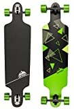 D Street Unisex Longboard D Street Drop Through TRI DST-COM-4000 39