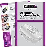 dipos I 6X Schutzfolie klar passend für DeLonghi Perfecta Esam 5500 Tropfblech Folie Displayschutzfolie