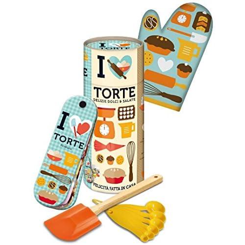 I Love Torte. Felicità Fatta In Casa. Con Gadget