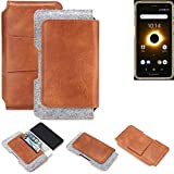 K-S-Trade® Belt Bag Holster For Ruggear RG650 Sleeve Cover