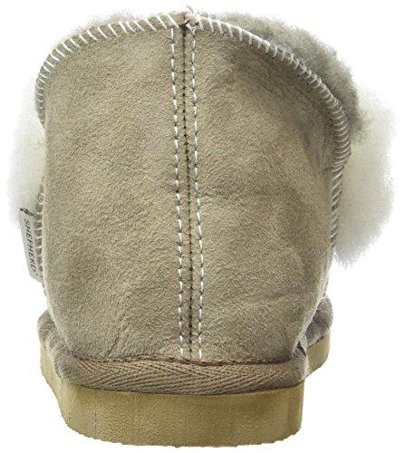 ShepherdKarin - Pantofole donna Beige (Beige (Stone/White 27))
