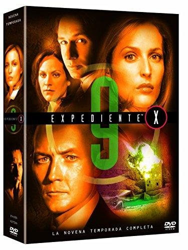 expediente-x-9-temporada-dvd