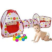 خيمة لعب بيت الأطفال من فيجوي، خيمة بيت للأطفال للعب في الأماكن المغلقة خيمة متينة قابلة للطي للأولاد والبنات والأطفال الصغار والحيوانات الأليفة - للاستخدام في الأماكن المغلقة والمفتوحة