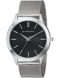 Giordano Analog Black Dial Men's Watch-A1051-11