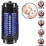 SEGMINISMART Lampe Anti Moustique UV,Anti-Moustique électronique,Pièges à...