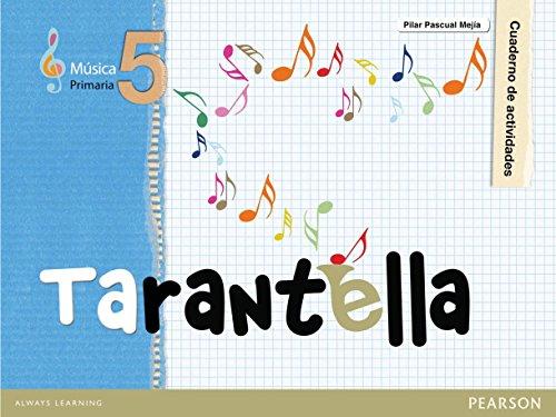 Tarantella 5 pack cuaderno actividades - 9788420560960