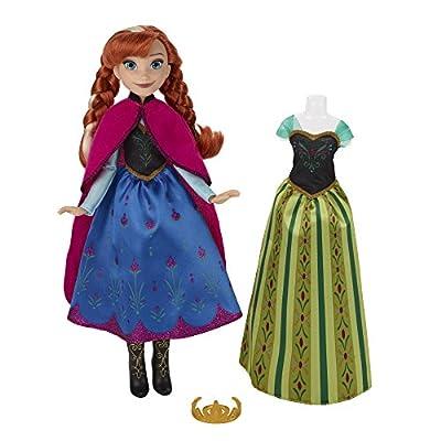 Disney Frozen Coronation Change Anna by de Hasbro
