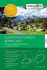 Camping.Info Campingführer Alpen 2019: Österreich, Schweiz, Bayerische Alpen und Südtirol-Trentino