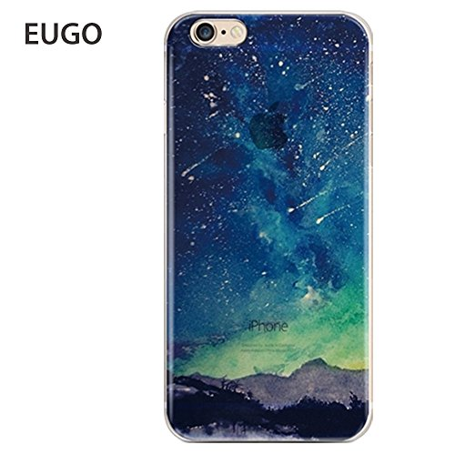 iphone-6-6s-case-eugo-soft-tpu-shock-absorption-bumper-case-with-anti-scratch-pattern-back-cover-for