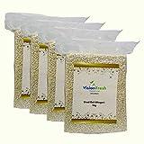 #10: Vision Fresh Organic Urad Washed Pulse (Urad Dal Dhuli) - 4 Kg - Pack of 4 (1 Kg Each)