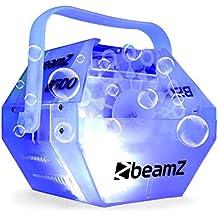 BeamZ B500LED Transparente - Máquina de burbujas (220 - 240, 50/60,