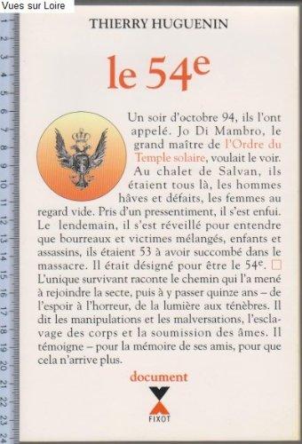 Le 54e par Thierry HUGUENIN