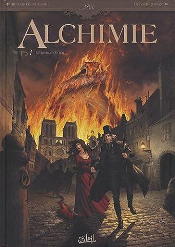Bd Alchimie - Alchimie T01: L'épreuve du