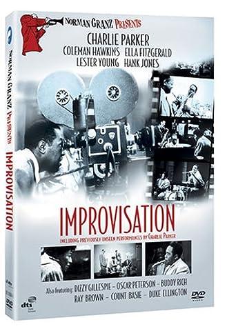 Improvisation: Charlie Parker [Import USA Zone 1]
