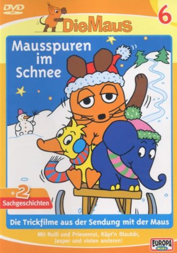 6 - Mausspuren im Schnee