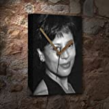 Seasons ROXANN DAWSON - Canvas Clock (A5 - Signed by the Artist) #js002