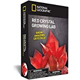 Aragonite Crystal Growing Kit - Grow Red Crystals with NATIONAL GEOGRAPHIC