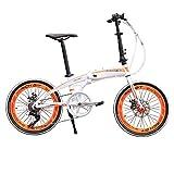 51BCuYwZoiL. SL160  - Viaggia in città senza problemi utilizzando le migliori bici pieghevoli