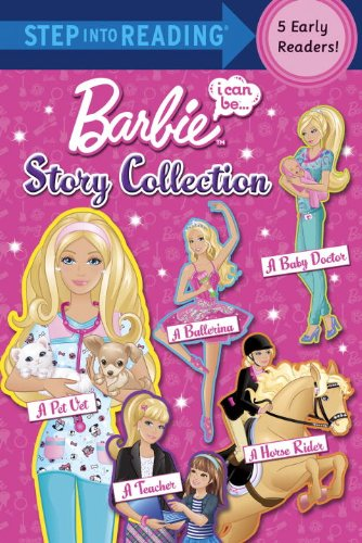I Can Be... Story Collection (Barbie: Step Into Reading)
