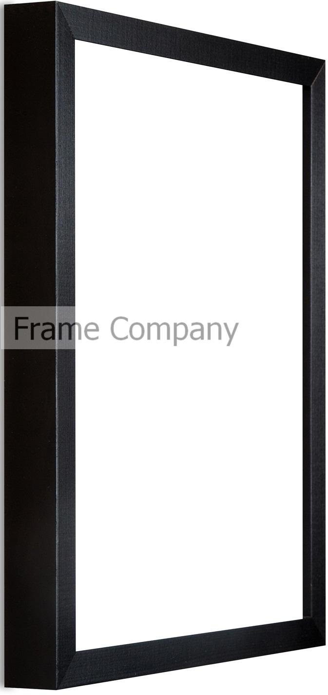 Frame company 20 x 10 inch wooden picture photo frame black frame company 20 x 10 inch wooden picture photo frame black amazon kitchen home jeuxipadfo Gallery