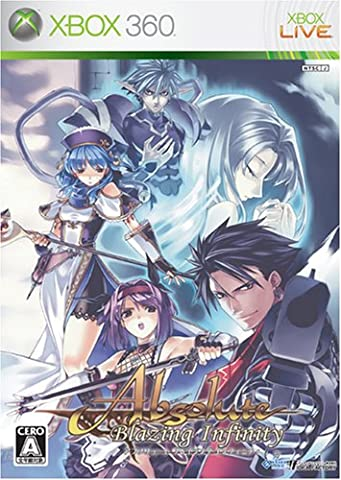 Infinity Absolute - Absolute: Blazing Infinity[Import