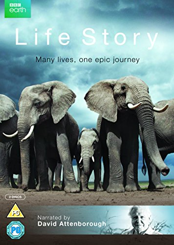 Kindle Free E-Book David Attenborough – Life Story [DVD] [2014] FB2