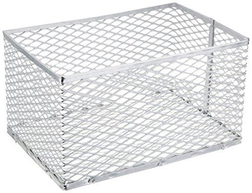 neoLab 2-5092 Alu Korb, Aluminium, groß, 332 mm x 228 mm x 178 mm