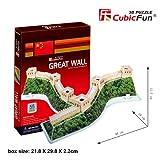 Cubic Fun 3D-Puzzle Chinesische