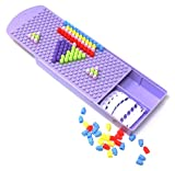 Baal Brain Teasing Puzzle Pencil Box Idea Gift Choice for Students, Multicolor, 20