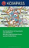 Fränkische Schweiz mit Oberem Maintal und Hersbrucker Schweiz: Wanderführer mit Extra-Tourenkarte 1:50 - 000, 55 Touren, GPX-Daten zum Download - (KOMPASS-Wanderführer, Band 5400) - Lisa Aigner