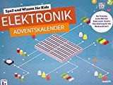 Franzis Adventskalender Elektronik Kinder ab 8 Jahre