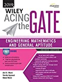 Wiley Acing the GATE: Engineering Mathematics and General Aptitude (Reprint 2019)