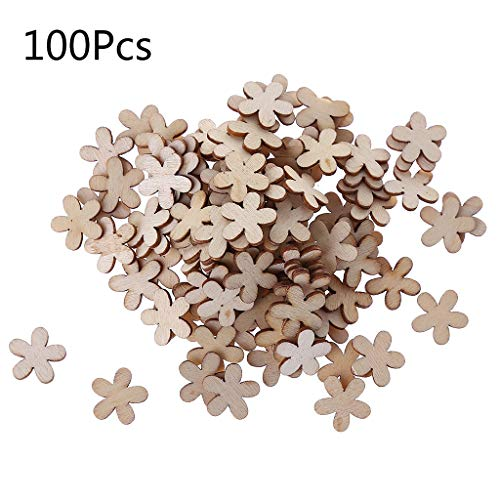 Other Scrapbooking Embellishments 100pcs Cut Out Butterfly Shapes decoration Craft material for Christmas wedding