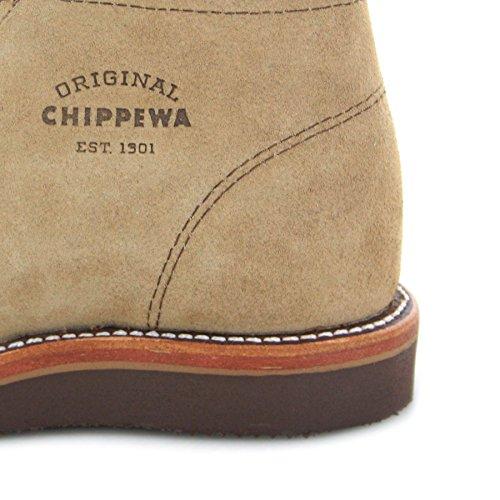 Chippewa , Bottes Chukka homme Kahki