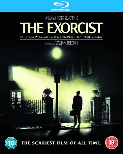 WARNER HOME VIDEO Exorcist [BLU-RAY]