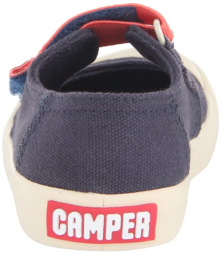 Camper Peu 80474, Baskets mode mixte enfant Bleu (Blue-001)