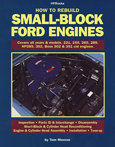 How to Rebuild Small-Block Ford Engines